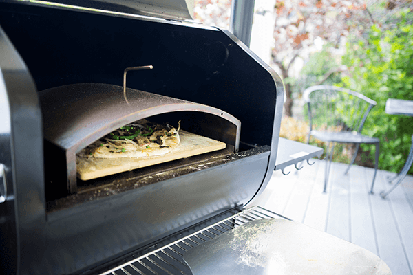 Gmg Wood Fired Pizza Attachment